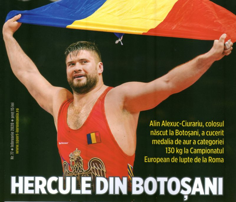 A apărut numărul 77 al revistei Sport în România