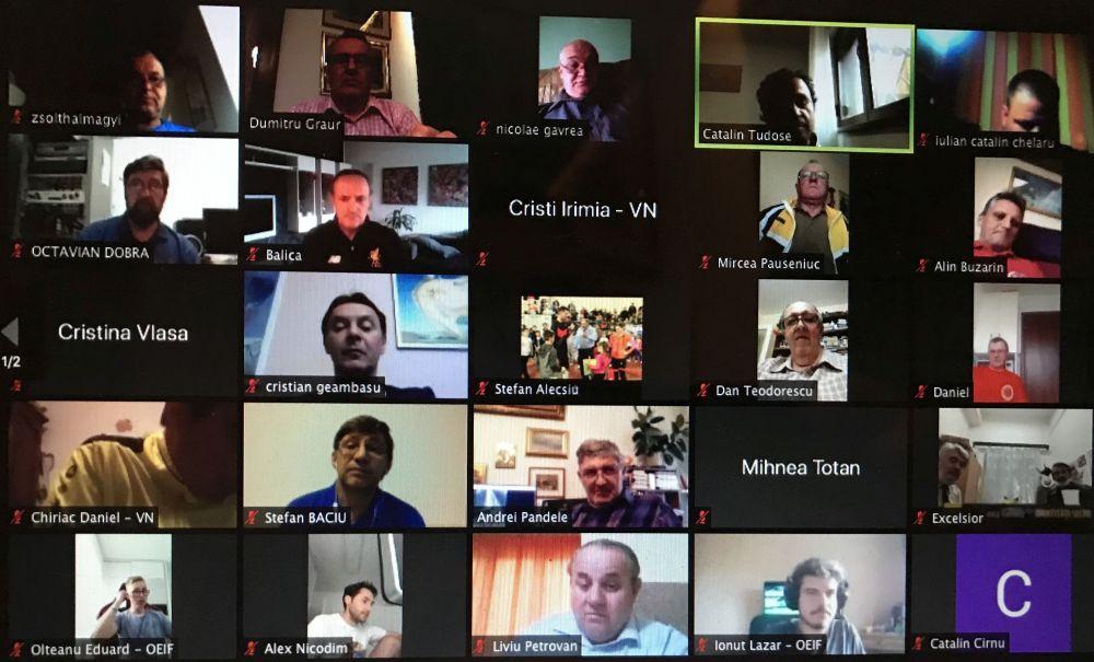 Adunarea Generală online a APS a fost un succes!