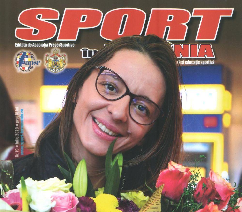 A apărut numărul 79 al revistei Sport în România