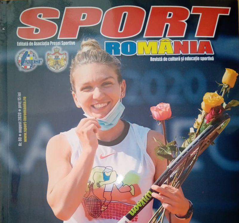 A apărut numărul 80 al revistei Sport în România