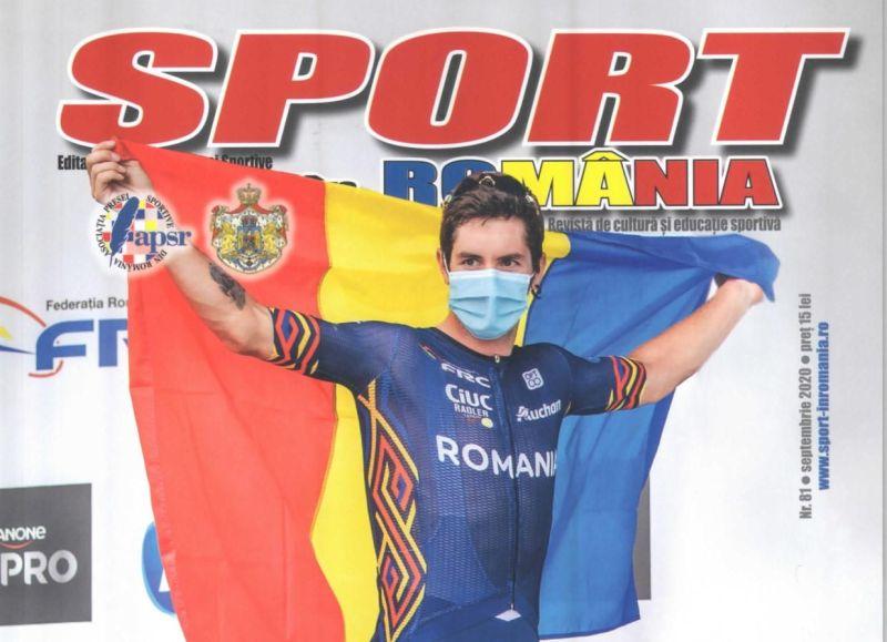A apărut numărul 81 al revistei Sport în România