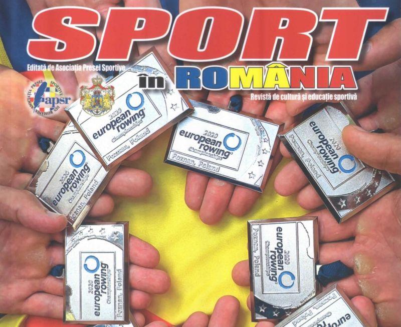 A apărut numărul 82 al revistei Sport în România