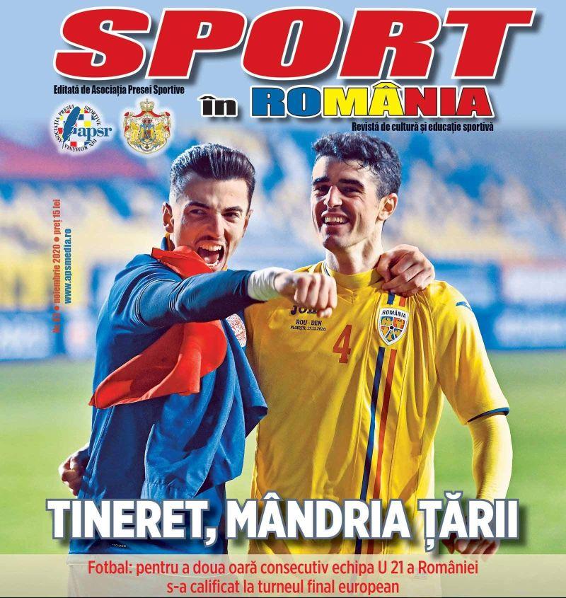 A apărut numărul 83 al revistei Sport în România
