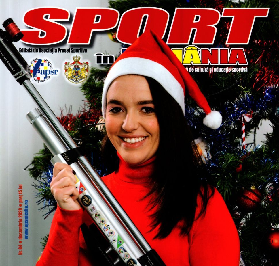 A apărut numărul 84 al revistei Sport în România