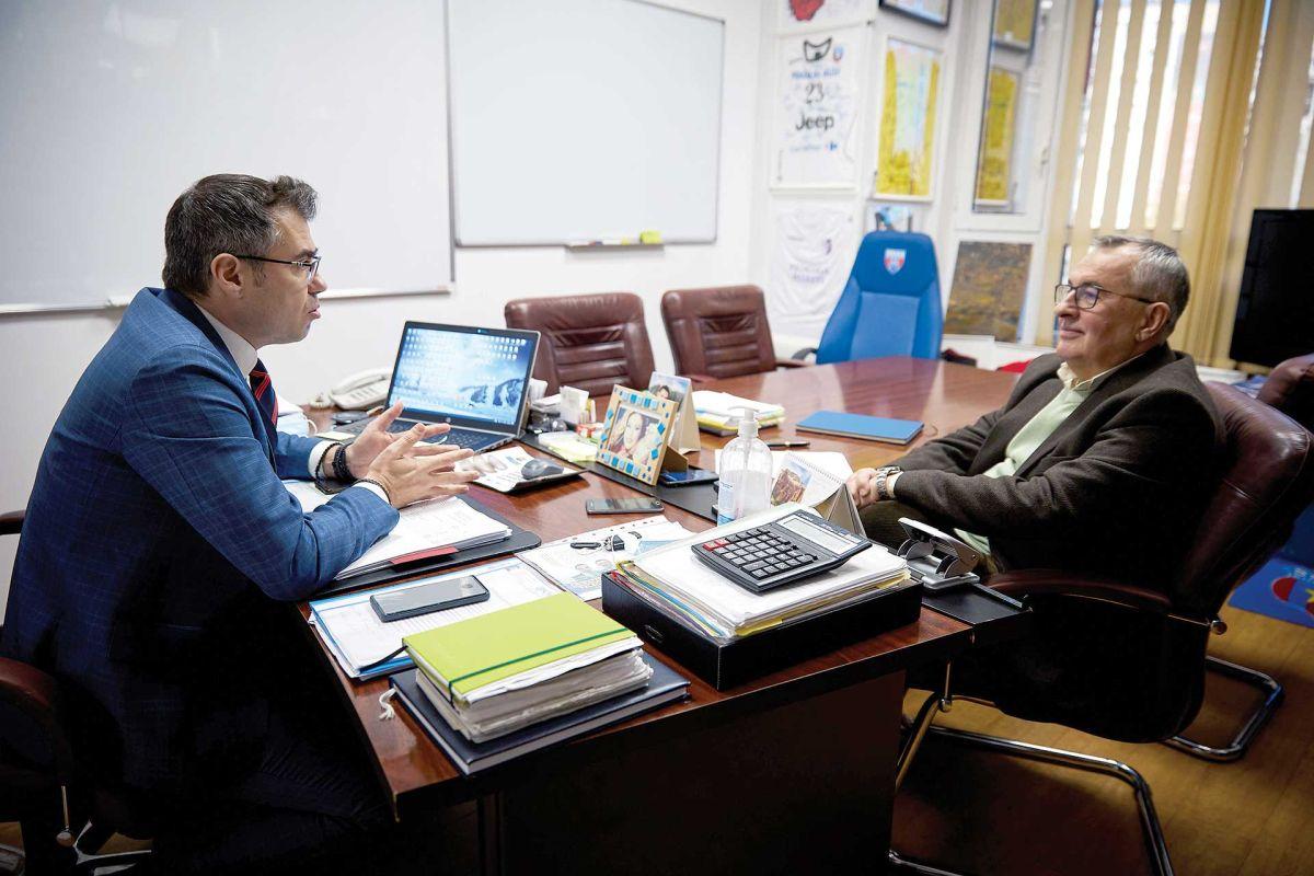 Interviu cu dl. Adrian Eduard Cefălan, director Investiții – CNI