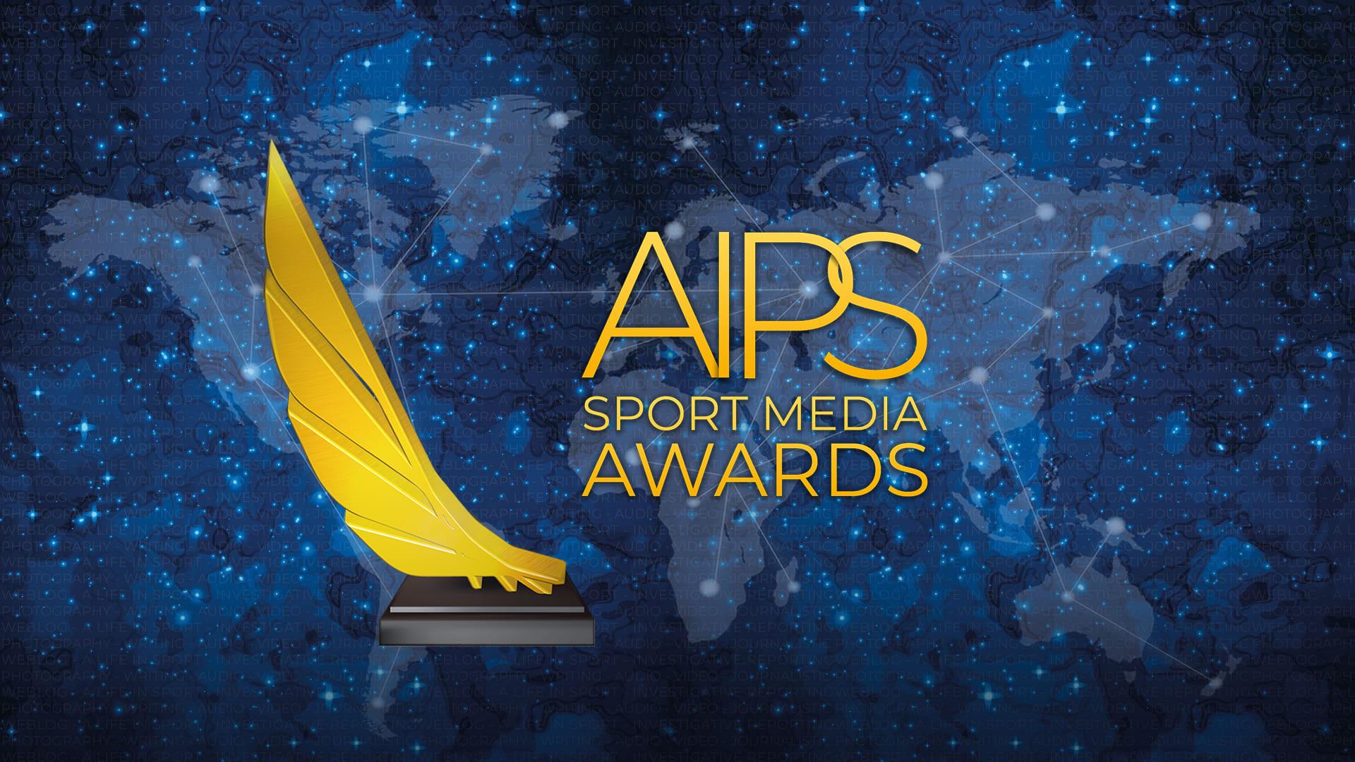 AIPS Sport Media Awards 2020 are parte de o ceremonie virtuală