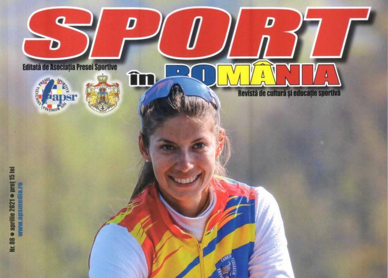 A apărut numărul 88 al revistei Sport în România